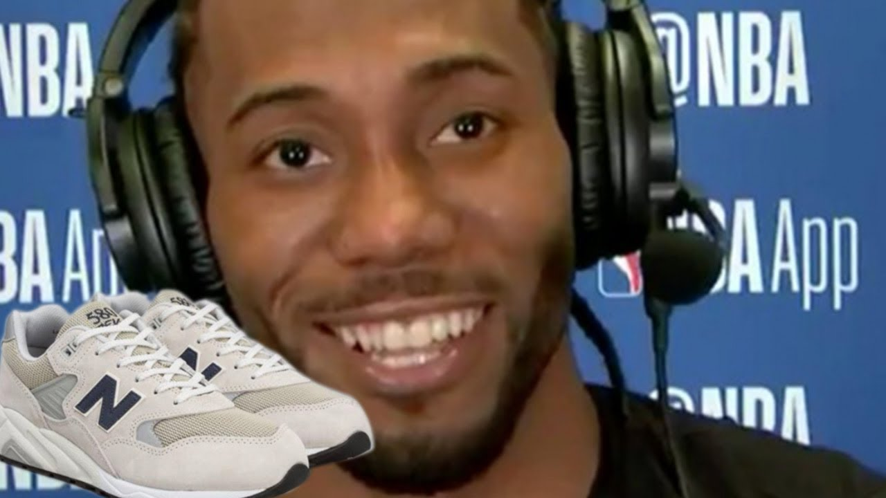 5dbc83708ed5 Kawhi Leonard ROASTED For Signing Sneaker Deal With New Balance ...
