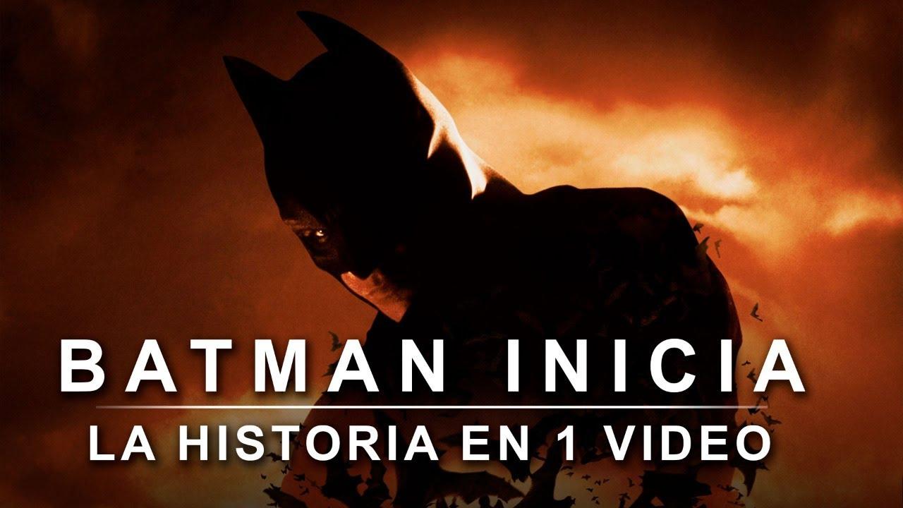 Batman Inicia : La Historia en 1 Video