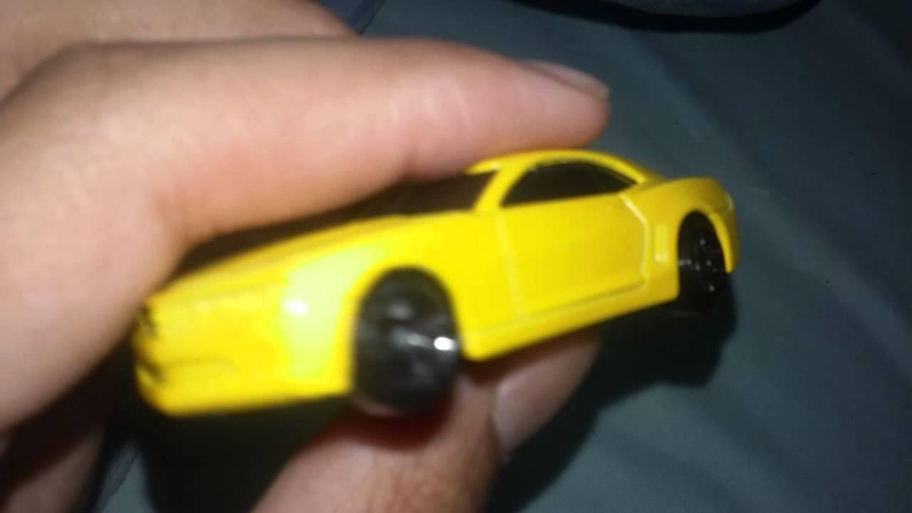 2010 Chevrolet Camaro Toy Car Youtube
