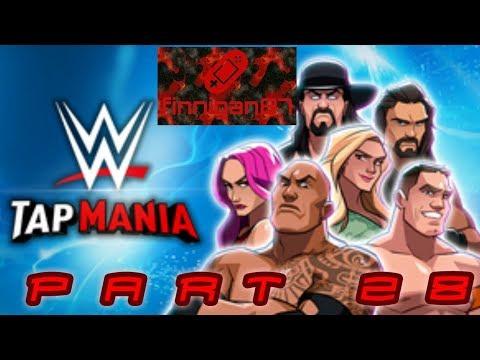 WWE TAP MANIA Reality Era Event PART 28