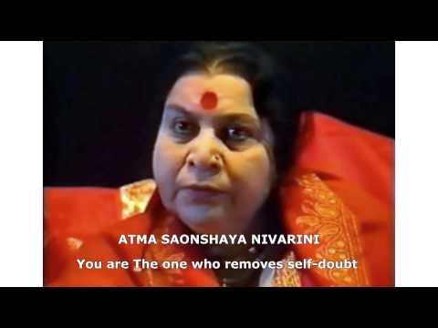 84 Names Of Shri Vishnumaya - UK