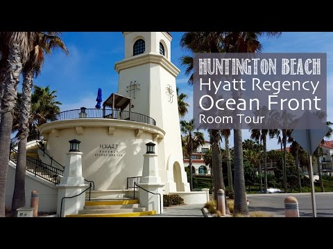 Family Travel: Hyatt Huntington Beach Room Tour