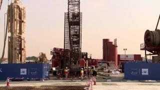 En Dubai se empezó a construir la que será la torre más alta del mundo