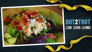 Mexican Chicken Salad With Pico De Gallo