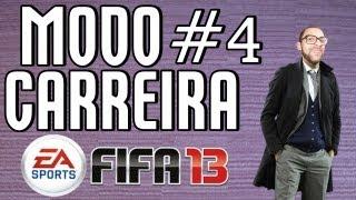 FIFA 13 Modo Carreira: El Niño Matador! #4