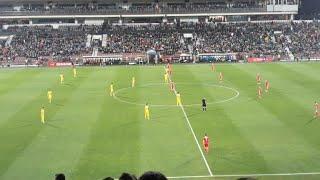 Romania Vs Wales U21