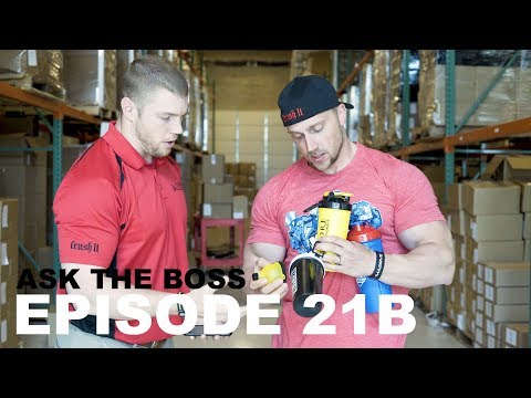 """ASK THE BOSS - EPISODE 21B - Doug Miller & """"The BIG POPPA STACK"""" , Core ZAP, + More"""