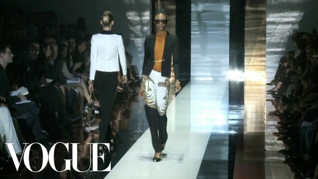 buy cheap popular stores skate shoes Gucci Ready to Wear Spring 2012 Vogue Fashion Week Runway Show ...