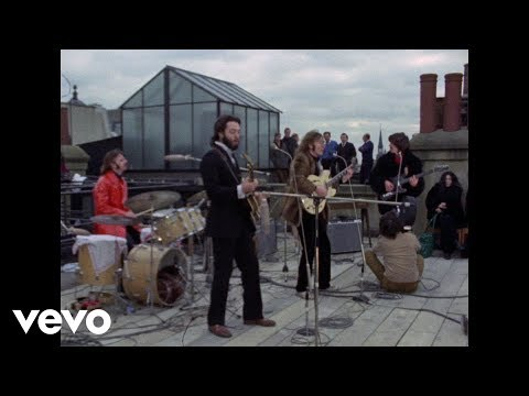 Клип The Beatles - Don't Let Me Down