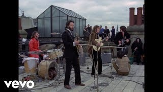 Смотреть клип The Beatles - Don'T Let Me Down