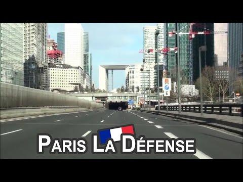 FR / A14 Paris La Défense - Boulevard Circulaire