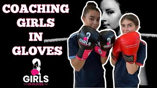 Coaching Female Boxers and Female Athletes | Girls In Gloves
