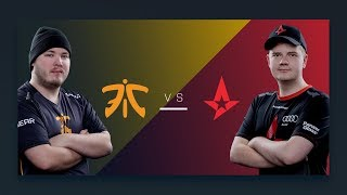 CS:GO - Fnatic vs. Astralis [Inferno] - Group A Round 5 - ESL Pro League Season 6 Finals