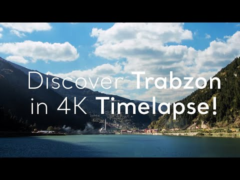 Turkey.Home - Discover Trabzon in 4K Timelapse!