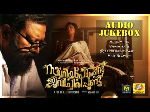 Zacharia Pothen Jeevichirippundu Official Audio Songs Jukebox | Manoj K.Jayan | Poonam Bajwa