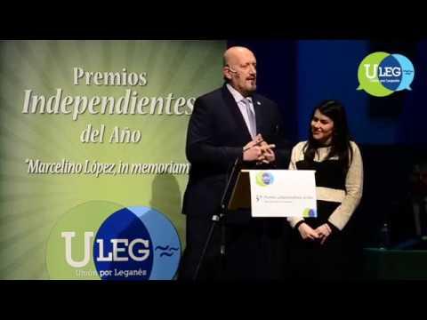 5º Premios Independientes del Año. Marcelino López, in memoriam.