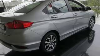 Honda City (2019) S spec Quick Walkaround