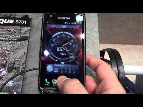 MWC 2015: Kyocera Torque S701 HandsOn - PDAclub.pl