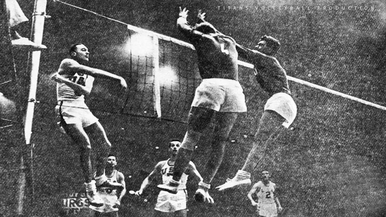 Volleyball Evolution 1930 - 2020 HD
