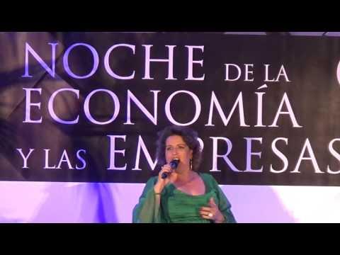 CANAL SEVILLA RADIO - NOCHES DE LA ECONOMIA - CANTA MARIBEL RODRIGUEZ