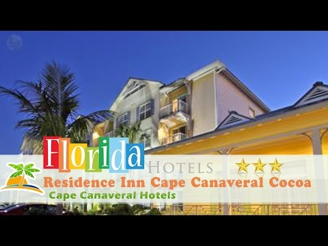 Residence Inn Cape Canaveral Cocoa Beach - Cape Canaveral Hotels, Florida