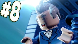 lego dimensions part 8 the dr is in doctor who wii u walkthrough