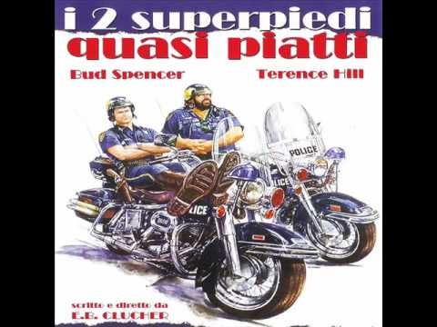 I due superpiedi quasi piatti [Soundtrack - 1977]