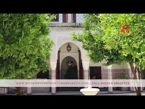Looking For Property in Marrakech? Watch this! | BosworthPropertyMarrakech.com