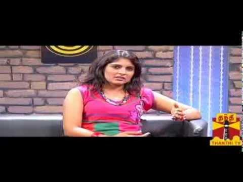 Thenali Darbar - Singer Charulatha Mani 16.10 Thanthi TV