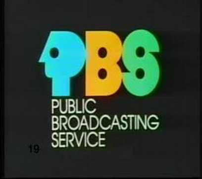 Old early 80s PBS logothemebumperID