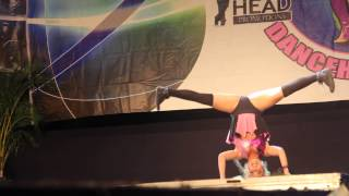 International Dancehall Queen 2014 ¦ ALEVANILLE 1 Round ¦ Montego Bay (Jamaica)