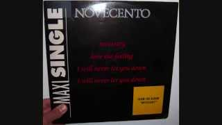 Novecento - I will never let you down (1992 Tom Makute remix)