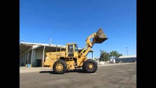 For Sale Fiat Allis FR20B Wheel Loader Tractor Cab 8215-22 Diesel bidadoo.com