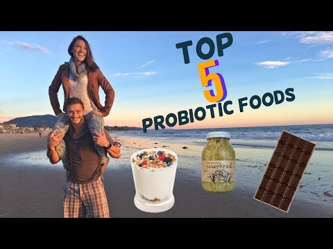 top-5-probiotic-foods:-healthy-gut-shopping-list:-thomas-delauer