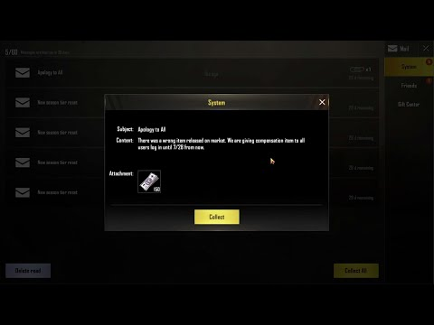 How to Claim your FREE 150 UC in PUBG Mobile (Emulator, iOS