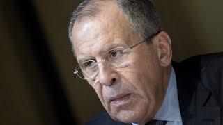 Lavrov: Downing Russian Su-24 looks like planned provocation, well-prepared ambush