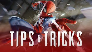 Spider-Man PS4: 14 Tips & Tricks The Game Doesn