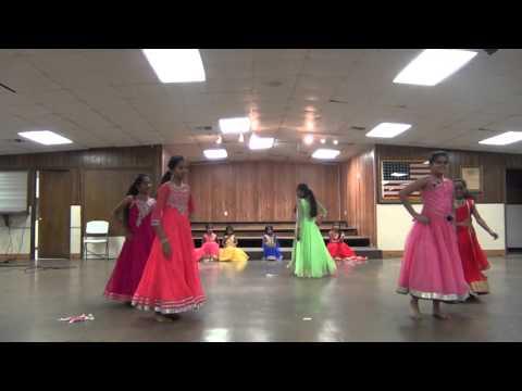 Ladio -  I Movie Dance By Cardiff Girls - Diwali 2015