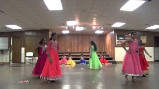 Ladio -  I Movie Dance by Cardiff Girls - Diwali 2015