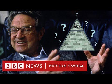 «Теории заговора»: Тайное правительство и Джордж Сорос | Документальный фильм Би-би-си