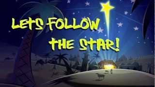 Children's Song for Christmas | Let's Follow the Star!