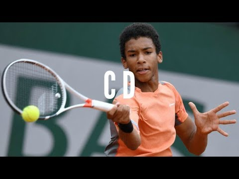 Thumbnail: ATP Tennis - Top 10 Highest Ranked 18-under Tennis Players [HD]