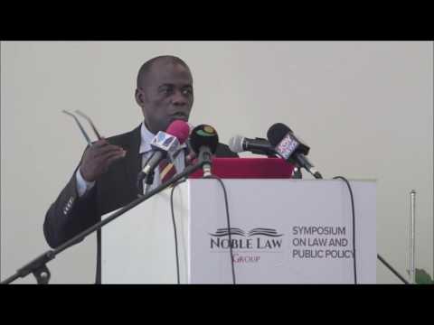 Dr Isaac Mensah Bonsu - GHANA'S 40-YR NATIONAL DEVELOPMENT PLAN