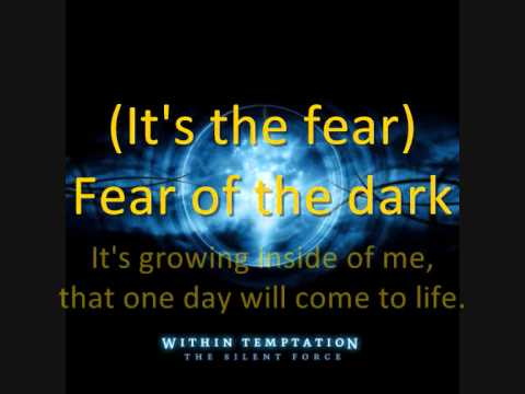 10. It's The Fear - Within Temptation (With Lyrics)