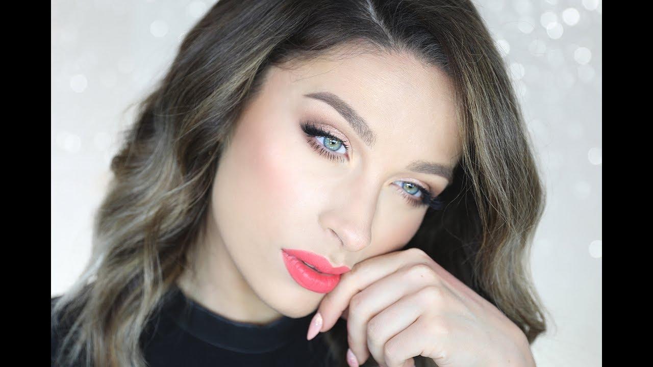 • Hollywood Glow – makijaż na specjalną okazję   KATOSU •