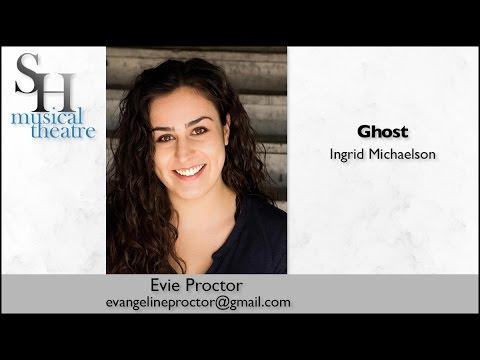 Ghost - Evie Proctor - SHSU Musical Theatre