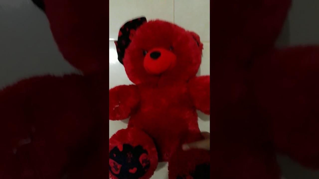 Kırmızı ayıcıklar oyuncak vidyoları