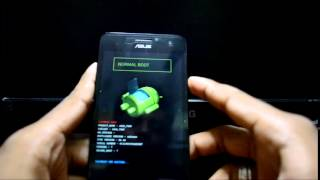 How to enter recovery mode on zenfone 5 with lollipop
