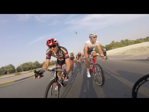 #InsideOut - On-board footage of Abu Dhabi Tour stage 1