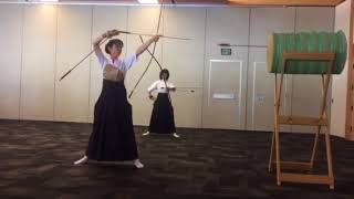 Kyudo at the Japanese Friendship Garden 3